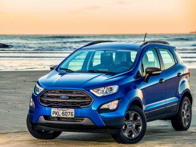 Ford Ecosport: de SUV pioneiro e rei de vendas ao adeus melancólico