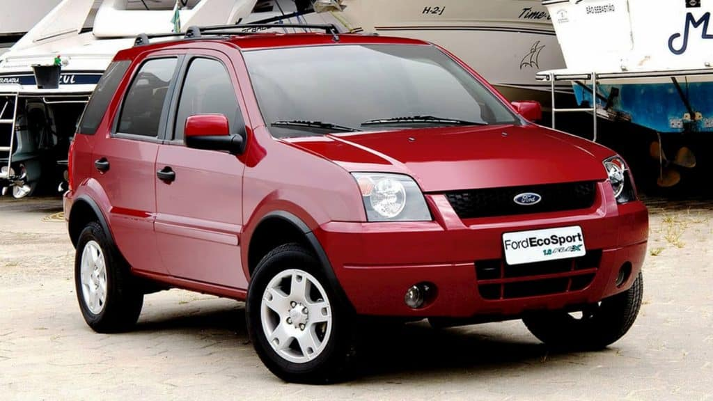 Primeira geração do Ford Ecosport
