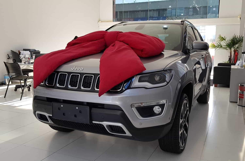 Jeep vai pagar 100% Fipe em usados na compra de Renegade e Compass zero km