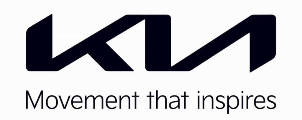 Novo logotipo global da Kia Motors
