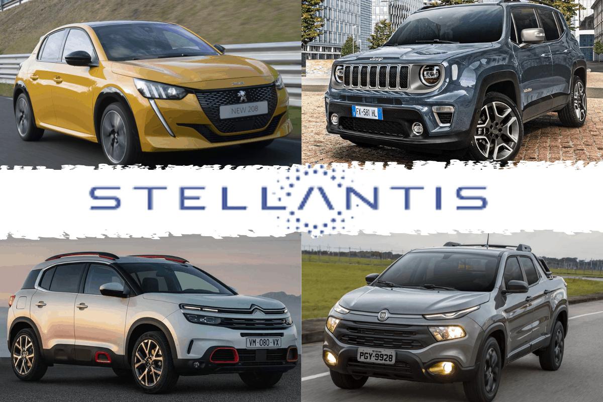 FCA e PSA selam fusão e nasce a Stellantis, 4º maior grupo automotivo do mundo