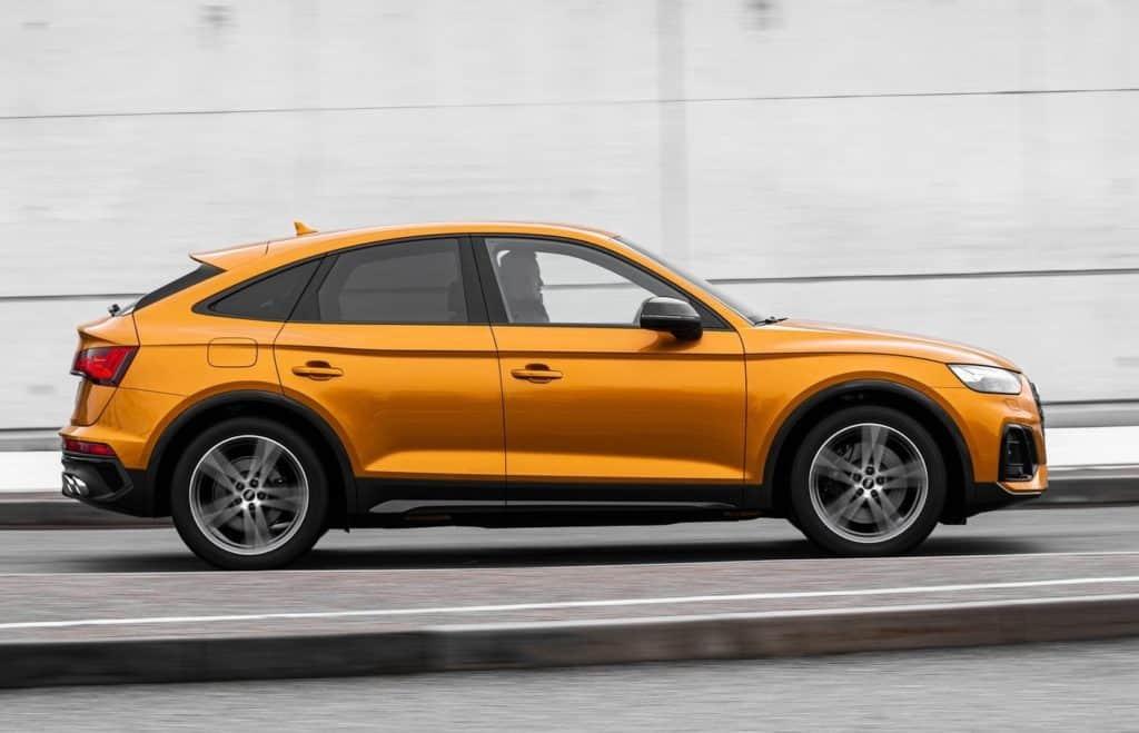 Audi Q5 Sportback exibe um visual mais esportivo