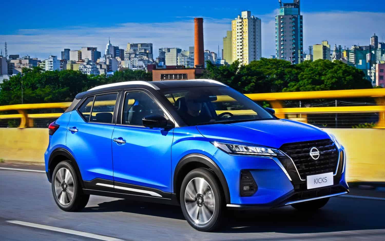 Nissan Kicks 2022: veja preços, versões e equipamentos