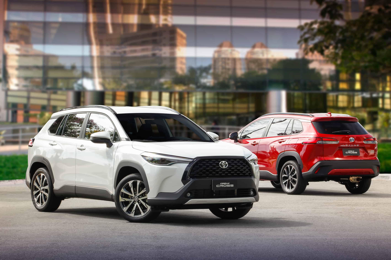 Toyota lança Corolla Cross para brigar com Compass e Taos; veja versões e preços