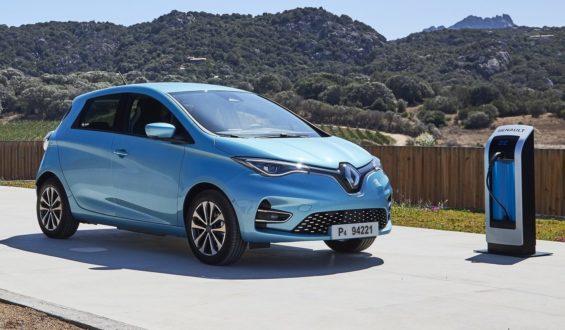 Renault Zoe estreia novo visual, fica mais potente e amplia a autonomia